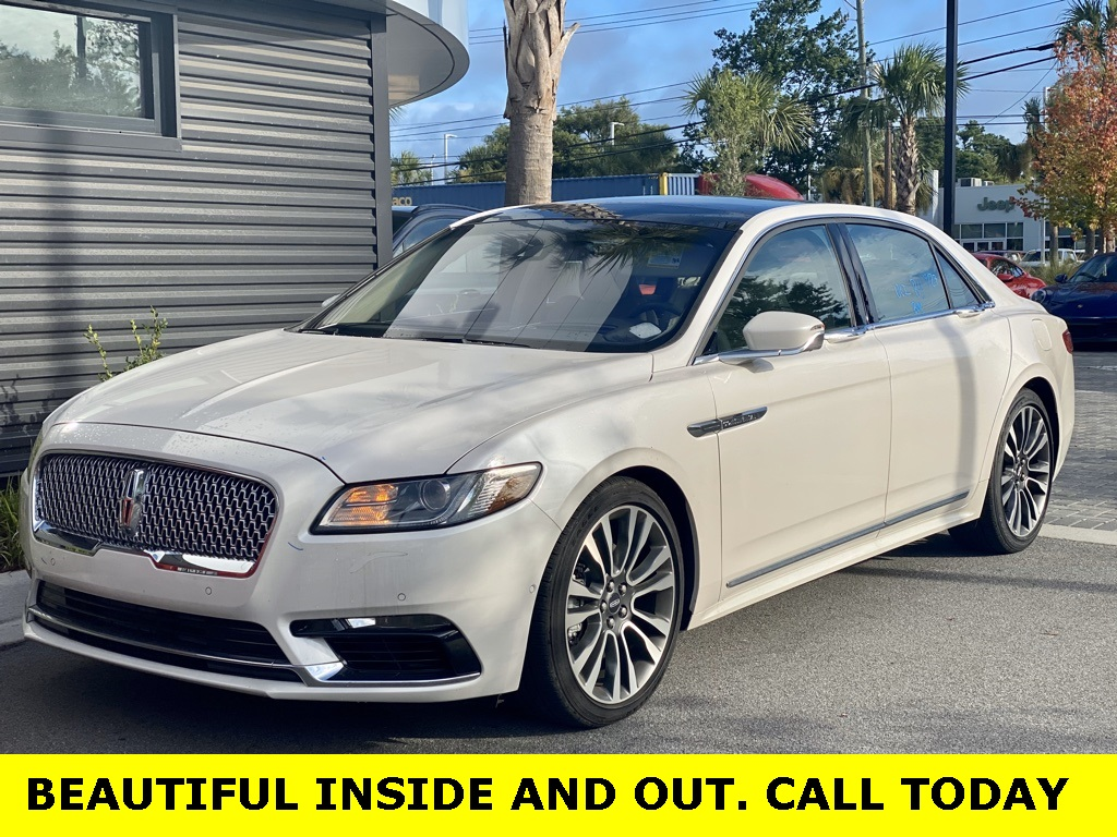 Pre-Owned 2019 Lincoln Continental Reserve