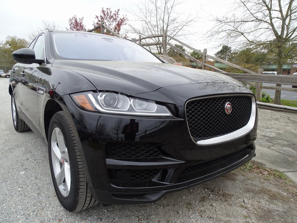 Certified Pre-Owned 2019 F-PACE 25t