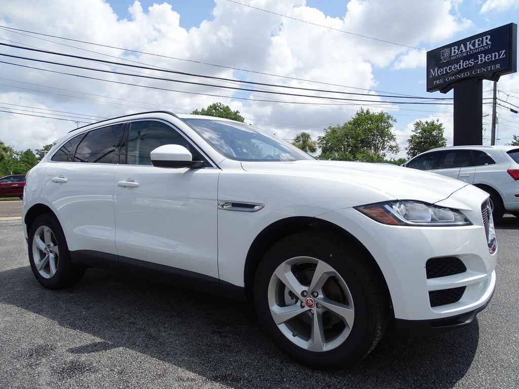 Certified Pre-Owned 2019 F-PACE 25t Premium