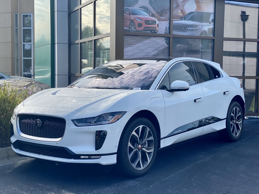 Certified Pre-Owned 2020 Jaguar I-PACE HSE