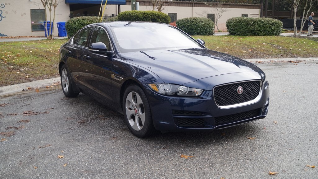 certified used 2018 jaguar xe 25t for sale charleston sc | mount