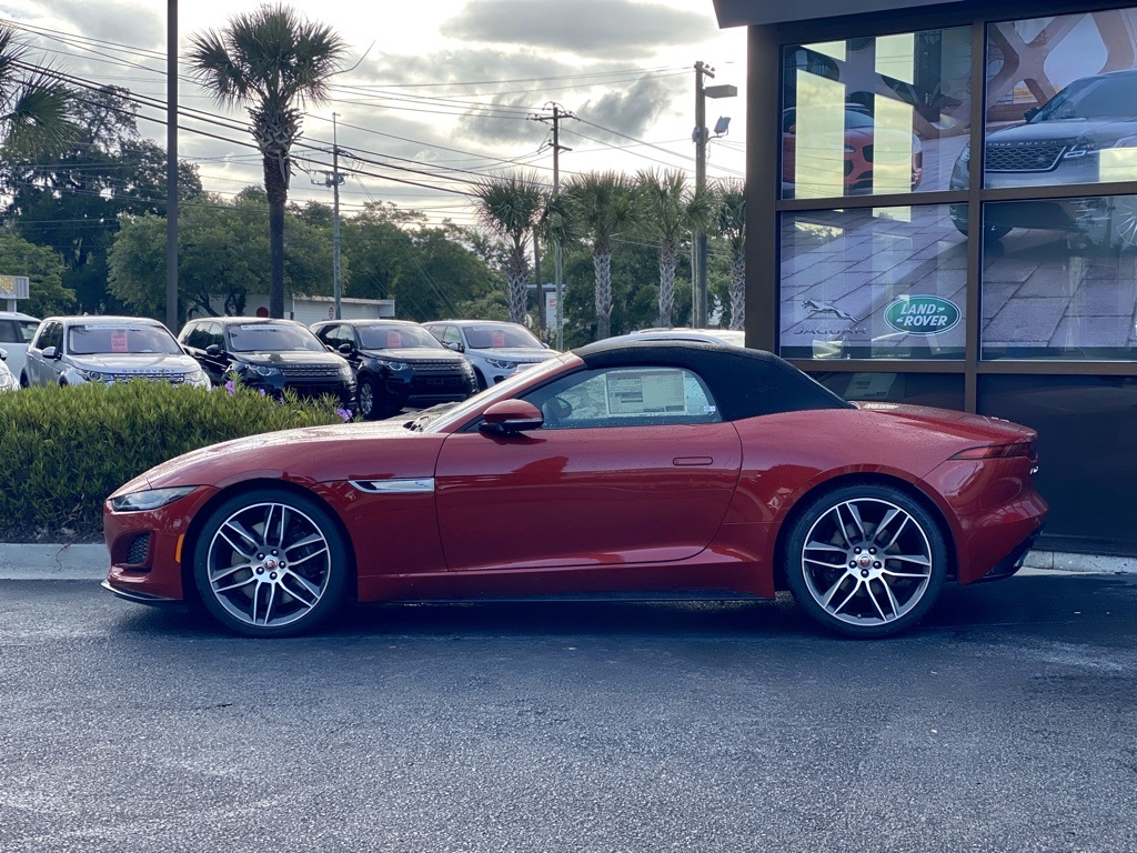 New 2021 Jaguar F-TYPE R-Dynamic For Sale Charleston SC ...