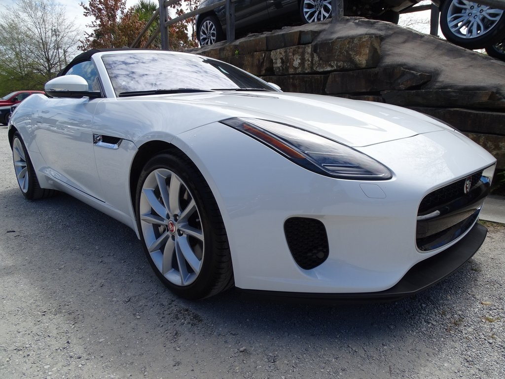 Certified Pre-Owned 2019 Jaguar F-TYPE P300