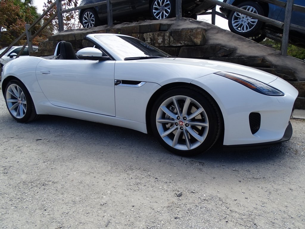 Certified Pre-Owned 2019 F-TYPE P300
