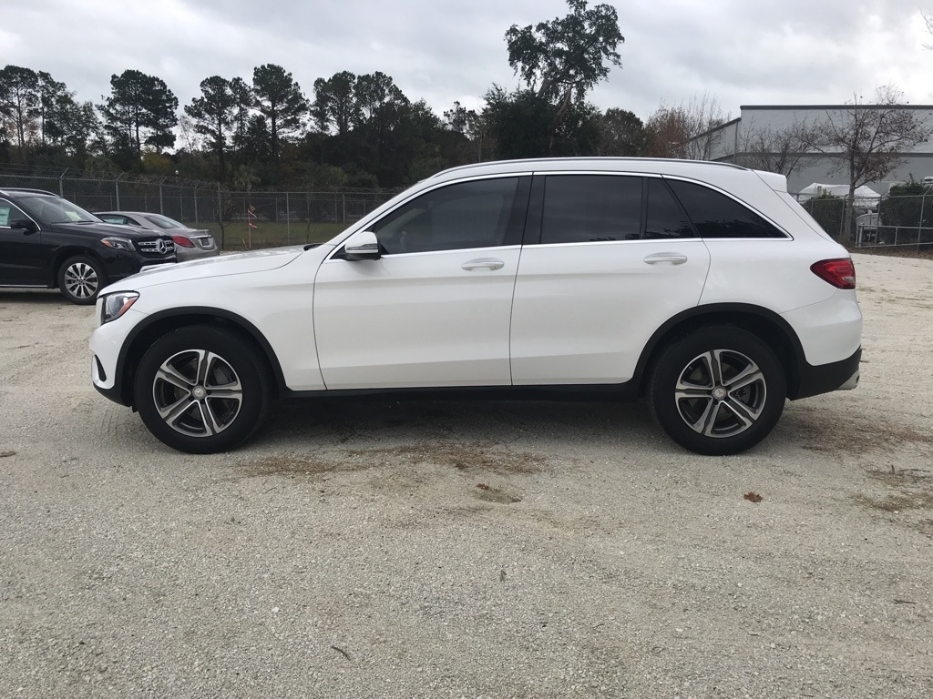 Pre Owned 2016 Mercedes Benz Glc 300