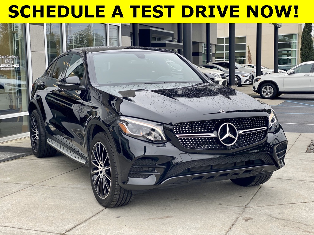 Pre-Owned 2019 Mercedes-Benz GLC GLC 300 Coupe