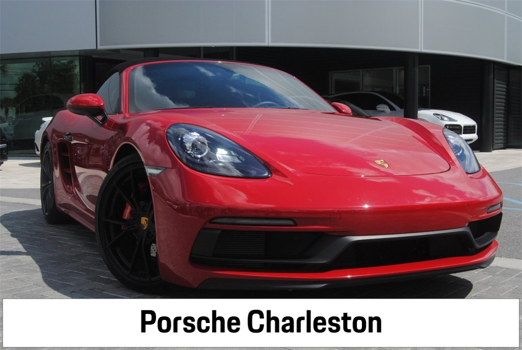 Pre-Owned 2019 Porsche 718 Boxster GTS