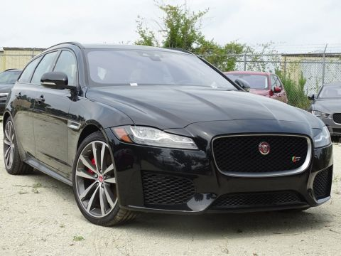 Certified Pre-Owned 2018 Jaguar XF Sportbrake